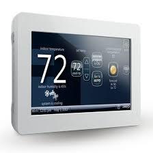 lennox digital thermostat. lennox icomfort wi-fi 506921-01 review digital thermostat