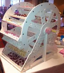 Sweet Display Stands Ferris wheel sweet stand wwwcandycuisinecouk 2