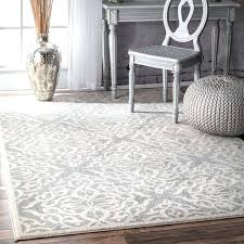 10x14 area rugs modern medallion trellis silver rug 9 x shopping the best deals on 10 14 l26