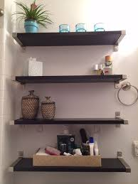 Ikea Canada Floating Shelves Stunning Elegant Bathroom Wall Shelves On Ikea Shelf For Closet