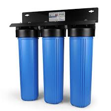 culligan whole house water filter. Big Blue Whole House Water Filter With Multi-Layer Culligan S