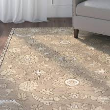 charlton home rugs hand tufted taupe wool area rug by home charlton home rugs uk