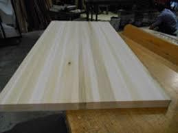 poplar butcher block countertop