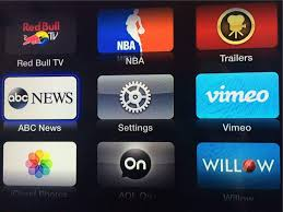 apple tv scores new channels for abc news pbs kids aol and willow cult of mac