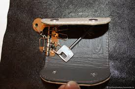 leather key case leather key holder key organizer leather