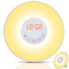 alarm clocks wake up light from bay