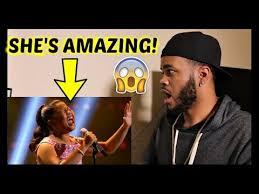 elha nympha sings sia s chandelier little big shots season 2 best reaction