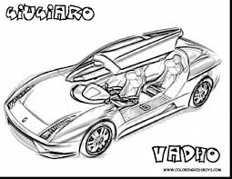 Small Picture Coloring Page Printable Pages For Boys Trucks Cars And Girls Free