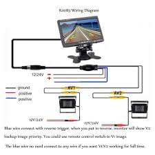 backup camera installation guide how to do installation camera wiring diagram Camera Wiring Diagram #39