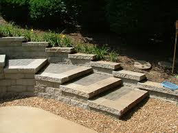 i want to make sure i give credit to lemay concrete block for their high quality retaining wall blocks and cmv engineering for their great retaining wall
