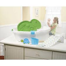 Amazon.com : Safety 1st Turtle Complete Bath Center : Baby Bathing ...