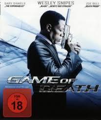 Snipes,wesley / Daniels,gary / Bell,zoe · Game of Death (Bd) (Blu-ray)  [Region 2] (2011) · imusic.dk
