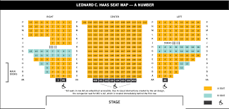 Seat Maps Peoples Light
