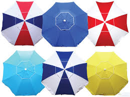 beach umbrella.  Umbrella Shelta Pacific 200cm Beach Umbrella On