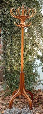 Thonet Coat Rack Antique Thonet bentwood coat and hat rack Would look awesome with 78