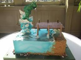 A Grooms Cake That Depicts The Proposal Consulting Teaching