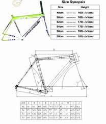 Cannondale Road Bike Size Chart 60 Elegant The Best Of Cannondale Road Bike Size Chart