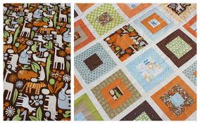 A Few Tips on Choosing Fabric - Virtual Quilting Bee part 2 ... & Find a focus fabric and choose your color scheme based on that fabric. When  making a baby quilt for my sister a few years ago, she really liked this  jungle ... Adamdwight.com
