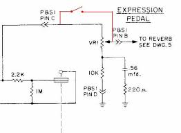 volume pedal wiring diagram wiring diagram and schematic active volume pedal the diagram