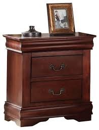 bed side furniture. louis philippe nightstand cherry traditionalnightstandsandbedsidetables bed side furniture i
