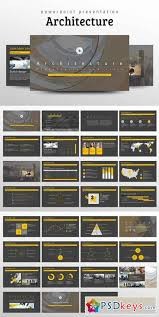 Architectural Powerpoint Template Architecture Ppt Template 686159 Free Download Photoshop