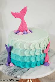 throwing a mermaid birthday party or shower and need easy diy ideas for decorations we