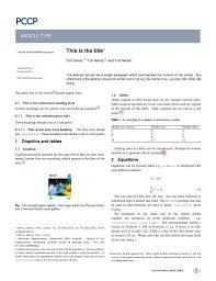 Templates Journals Cvs Presentations Reports And More