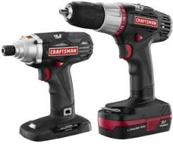 craftsman power tools. new craftsman c3 lithium-ion drill driver kits and battery packs power tools