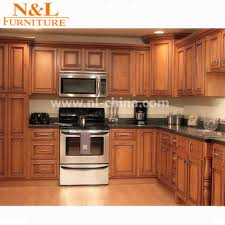 n l chinese factory whole solid wood kitchen cabinet china kitchen cabinets kitchen