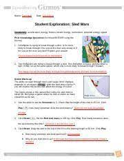 Sled wars gizmo intro lt3 by tracie. Gizmo Answer Key Sled Wars For Teachers Student Exploration Pond Ecosystem Gizmo Answers Form G Geometry Handbook Of Cane Sugar Planet Histoire Des Etrangers Et De Limmigration En Paediatric First Aid