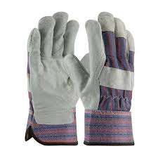 pip economy leather palm gloves 85 7500