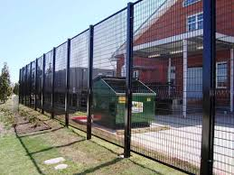 black welded wire fence. Exellent Welded Black Welded Wire Fence Panels To
