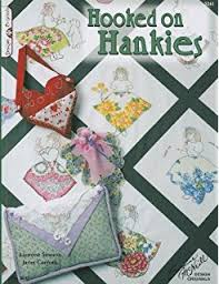 Handkerchief Quilts (Publication No. 4138): Sharon L. Newman ... & Hooked on Hankies (Design Originals) Adamdwight.com