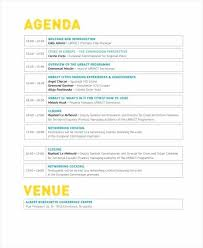 Party Agenda Template – Gloryandhonour.co