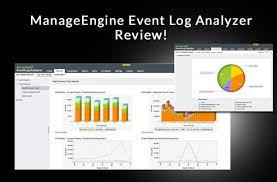 Manageengine Event Log Analyzer Review A Deep Dive In Log