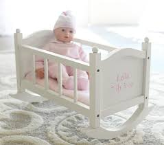 Baby Doll Cradle | Pottery Barn Kids