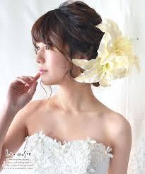 ヘッドドレス髪飾り 花一覧 ヘッドドレスやウェルカムボード