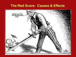 the red scare causes effects ppt video online 1 the red scare causes effects