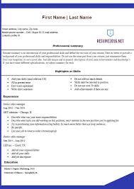 Free Resume Template Builder Template Resume Builder Creative