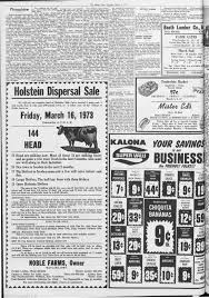 The Kalona News March 8, 1973: Page 2