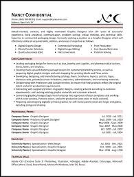 Different Styles Of Resumes Resume Job