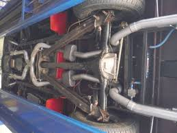 I need the help of the exhaust system Gurus - The 1947 - Present ...