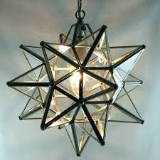 flush mount star light fixture bubble pendant moravian sta mount art molded glass star light fixture for flush