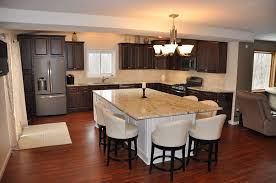 Granite Island Kitchen Granite Countertop Island Colonial Cream New Hartford Ny Granite