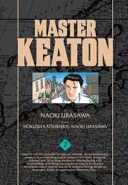 master keaton vol 7 naoki urasawa hokusei katsushika takashi master keaton vol 7 naoki urasawa hokusei katsushika takashi nagasaki 9781421575964 amazon com books