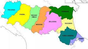 Elezioni regionali Emilia-Romagna 2020: le circoscrizioni ...