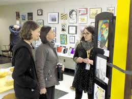 Youth Art Month exhibit showcases Berkeley County students' work ...