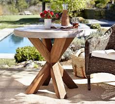 abbott bistro table brown