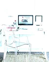 clear office chairs. Acrylic Desk Chairs Ghost Chair Clear Best Ideas On Office Furniture