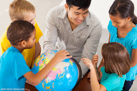 Image result for teacher with students images